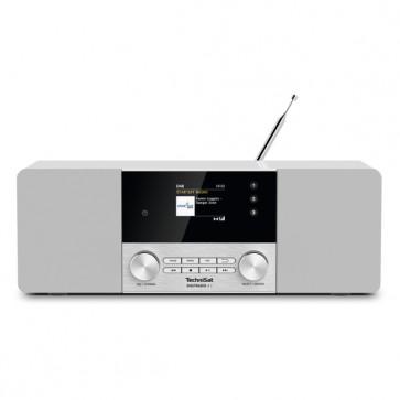 TECH-DigitRadio4C-weiss-HG/grau