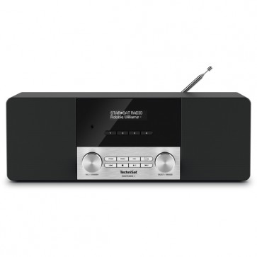 TECH-DigitRadio4-schwarz/silber