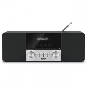 TECH-DigitRadio3-schwarz/silber